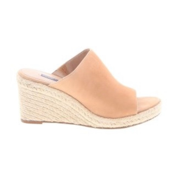 new Stuart Weitzman ❃ Espadrille Wedge Sandal ❃